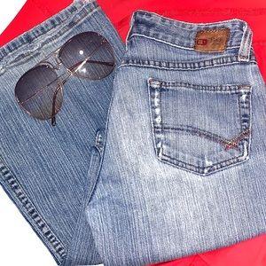 BKE Women's Stretch Denim Jeans